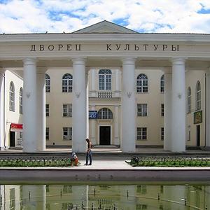 Дворцы и дома культуры Краснотуранска