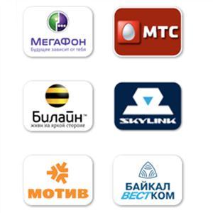 Операторы сотовой связи Краснотуранска