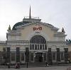 Железнодорожные вокзалы в Краснотуранске