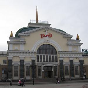 Железнодорожные вокзалы Краснотуранска